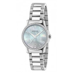 Buy Gucci Ladies Watch G-Timeless Small YA126543 Quartz