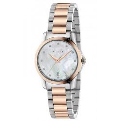 Buy Gucci Ladies Watch G-Timeless Small YA126544 Quartz
