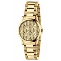 Buy Gucci Ladies Watch G-Timeless Small YA126553 Quartz