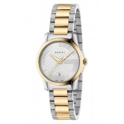 Buy Gucci Ladies Watch G-Timeless Small YA126563 Quartz