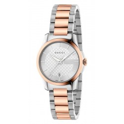 Buy Gucci Ladies Watch G-Timeless Small YA126564 Quartz