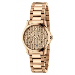 Buy Gucci Ladies Watch G-Timeless Small YA126567 Quartz