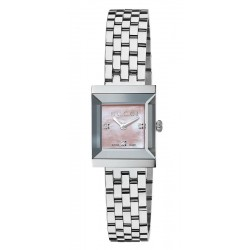 Buy Gucci Ladies Watch G-Frame Medium YA128401 Quartz