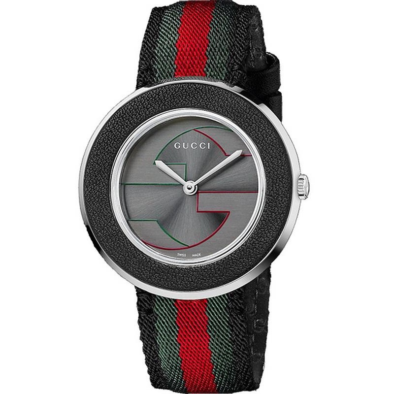 4bf8c23101e Gucci Ladies Watch U-Play Medium YA129444 Quartz - New Fashion Jewels