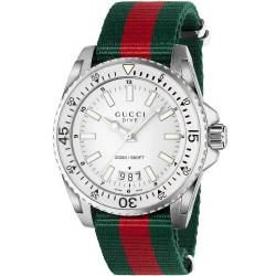 Buy Gucci Men's Watch Dive XL YA136207 Quartz