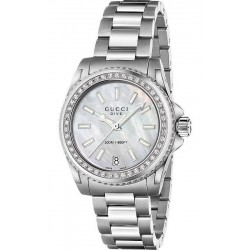 Buy Gucci Ladies Watch Dive Medium YA136406 Quartz