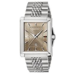 Buy Gucci Men's Watch G-Timeless Medium YA138402 Quartz
