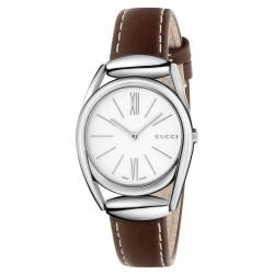 Gucci Ladies Watch Horsebit Small YA140502 Quartz