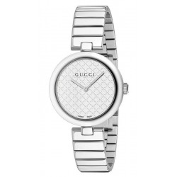 Buy Gucci Ladies Watch Diamantissima Medium YA141402 Quartz