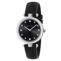 Gucci Ladies Watch Diamantissima Medium YA141403 Quartz