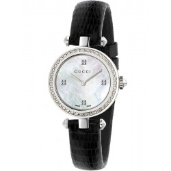 Buy Gucci Ladies Watch Diamantissima Small YA141507 Quartz