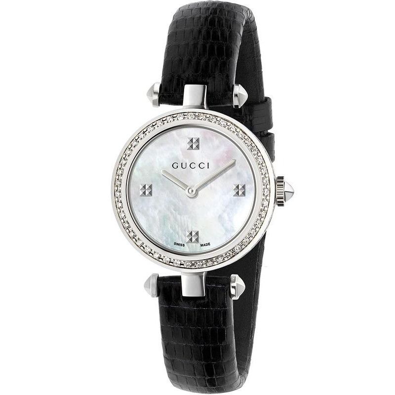 be326ccec8d Gucci Ladies Watch Diamantissima Small YA141507 Quartz - New Fashion ...
