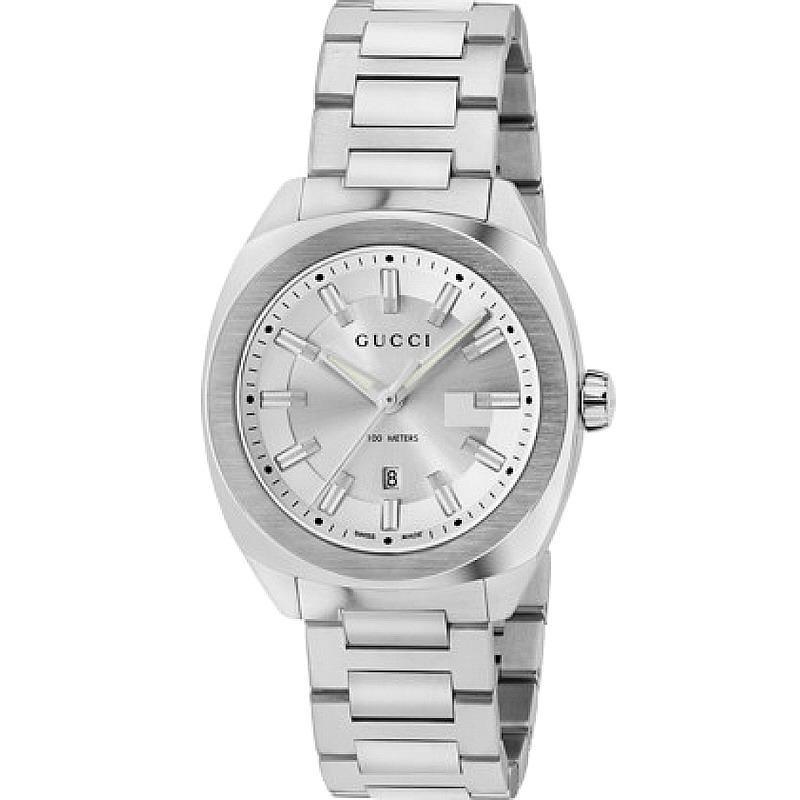 12fabc92b84 Gucci Unisex Watch GG2570 Medium YA142402 Quartz - New Fashion Jewels