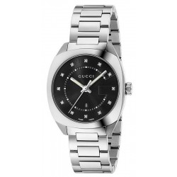 Buy Gucci Ladies Watch GG2570 Medium YA142404 Quartz