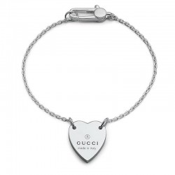 Gucci Ladies Bracelet Trademark YBA223513001019