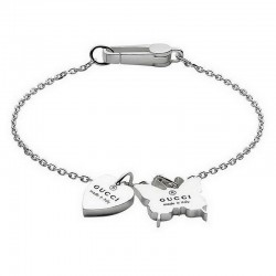 Buy Gucci Ladies Bracelet Trademark YBA223516001017