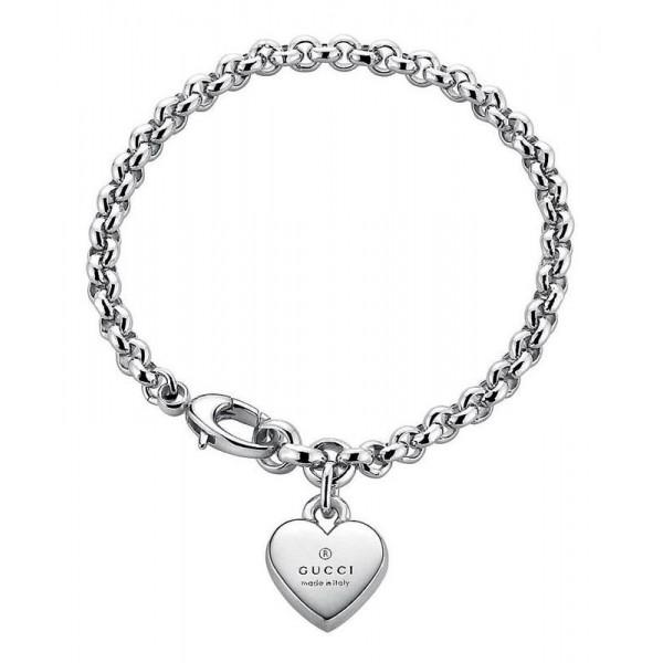 Buy Gucci Ladies Bracelet Trademark YBA356210001016