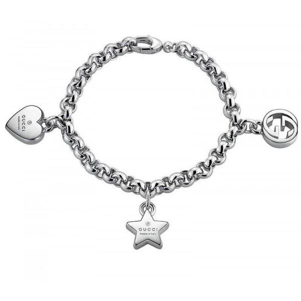 Buy Gucci Ladies Bracelet Trademark YBA356212001016