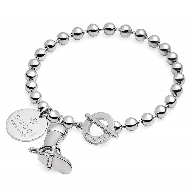 391f1b5da Gucci Ladies Bracelet Boule YBA390994001017 - New Fashion Jewels