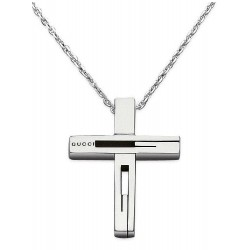 Buy Gucci Men's Necklace Silver YBB22836400100U