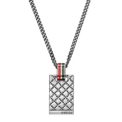Buy Gucci Men's Necklace Diamantissima YBB31048100100U