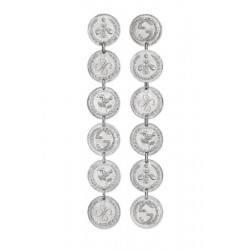 Buy Gucci Ladies Earrings Coin YBD43348700100U