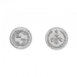 Buy Gucci Ladies Earrings Coin YBD43349600100U
