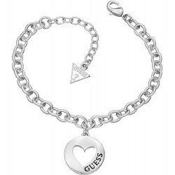 Buy Guess Ladies Bracelet G Girl UBB51434