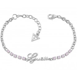 Buy Guess Ladies Bracelet My Feelings 4U UBB61086-S