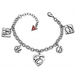 Buy Guess Ladies Bracelet Iconic UBB81347
