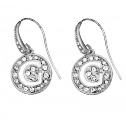 Buy Guess Ladies Earrings G Girl UBE51426