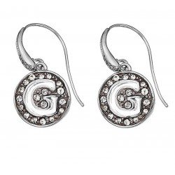 Buy Guess Ladies Earrings G Girl UBE51429