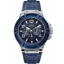 Guess Men's Watch Rigor W0040G7 Multifunction