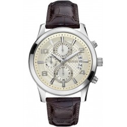 Guess Men's Watch Exec Chronograph W0076G2