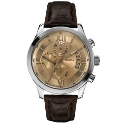 Buy Guess Men's Watch Capitol W0192G1 Chronograph