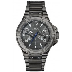 Buy Guess Men's Watch Rigor W0218G1 Multifunction