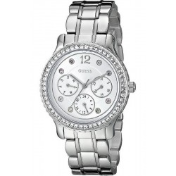 Buy Guess Ladies Watch Enchanting W0305L1 Multifunction