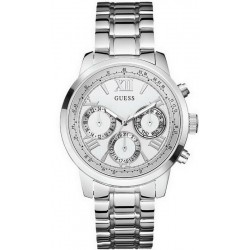 Buy Guess Men's Watch Sunrise W0330L3 Chrono Look Multifunction