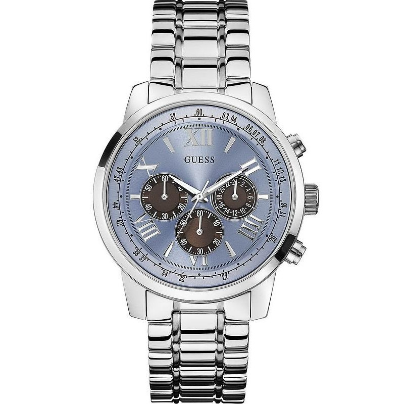 b4930d649bbc5 Guess Men 's Watch Horizon W0379G6 Chronograph