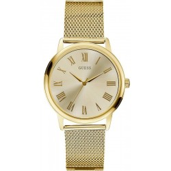Buy Guess Men's Watch Wafer W0406G4