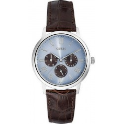 Buy Guess Men's Watch Wafer W0496G2 Multifunction