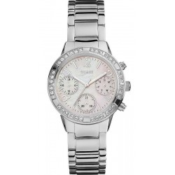 Buy Guess Ladies Watch Mini Glam Hype W0546L1 Chrono Look Multifunction