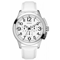 Guess Men's Watch Journey W10562G4 Chrono Look Multifunction