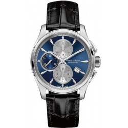 Buy Hamilton Men's Watch Jazzmaster Auto Chrono H32596741