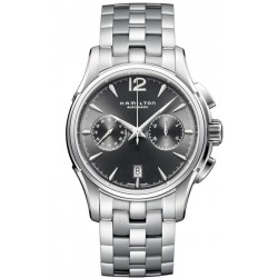 Buy Hamilton Men's Watch Jazzmaster Auto Chrono H32606185