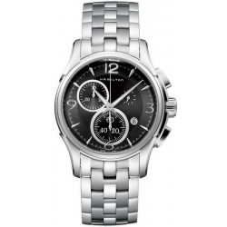 Buy Hamilton Men's Watch Jazzmaster Chrono Quartz H32612135