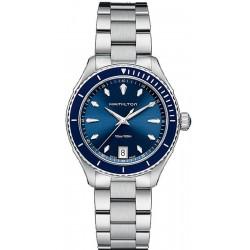 Buy Hamilton Ladies Watch Jazzmaster Seaview Quartz H37451141