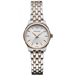Buy Hamilton Ladies Watch Jazzmaster Lady Quartz H42221155