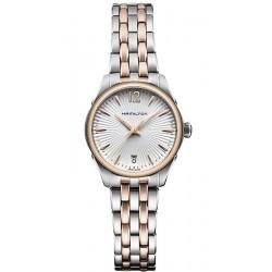 Hamilton Ladies Watch Jazzmaster Lady Quartz H42221155