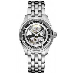 Hamilton Men's Watch Viewmatic Skeleton Gent Auto H42555151